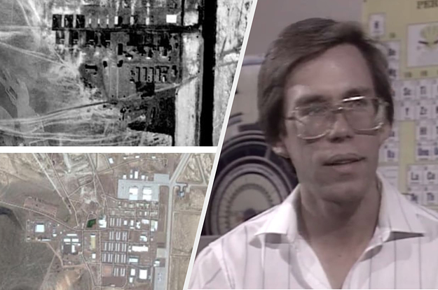 19 Creepy, Unnerving, And Surprising Facts About Area 51 That Will Keep You Up At Night