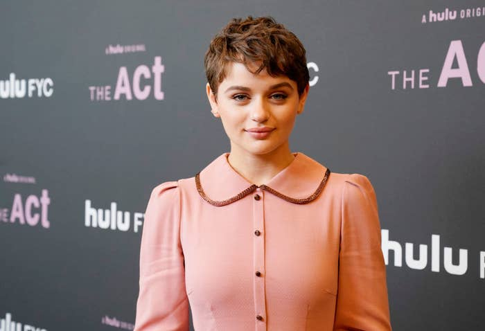 Joey King Received Her First Emmy Nomination And Her Reaction Has Me In My Feelings