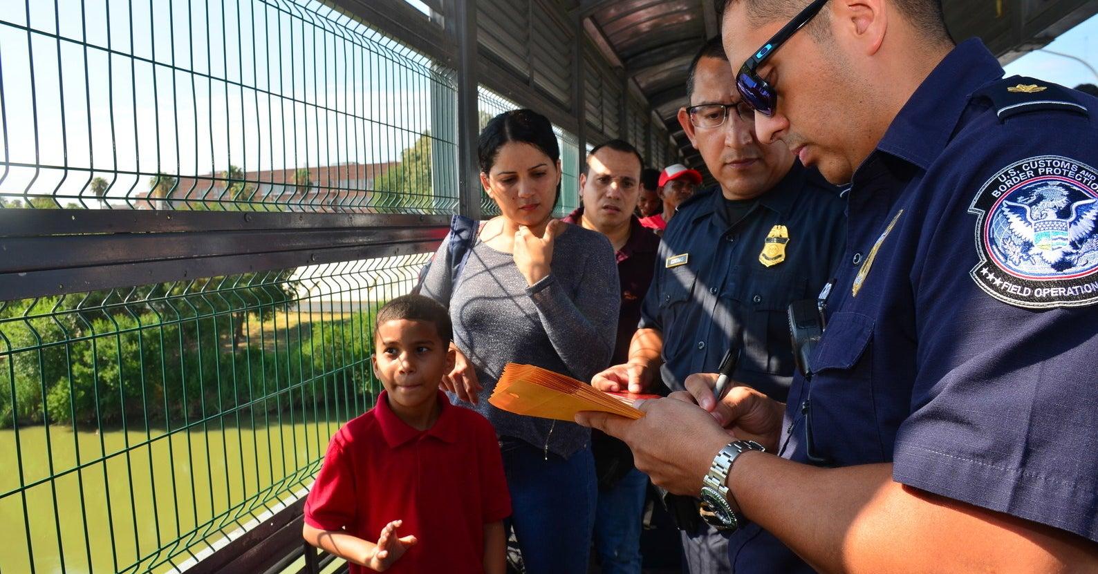 "An Asylum Officer Said She Won't Enforce ""Immoral"" Asylum Standards At The US–Mexico Border"
