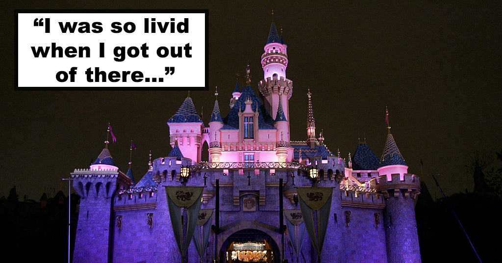 A Disney Heiress Went Undercover At Disneyland And She Was Not Happy With The Working Conditions
