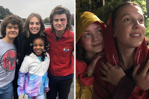 "Just 21 Times The Cast Of ""Stranger Things 3"" Was Cute On Instagram"