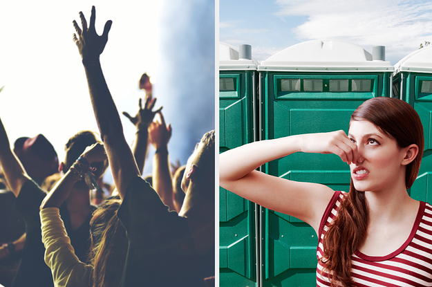 What Type Of Festival Goer Are You Based On Your Festival Habits?
