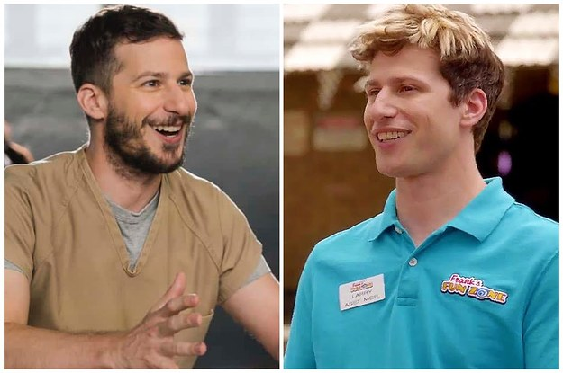"Only Someone Who's Actually Paying Attention Can Guess The Season Of ""Brooklyn Nine-Nine"" From Jake Peralta's Haircut"