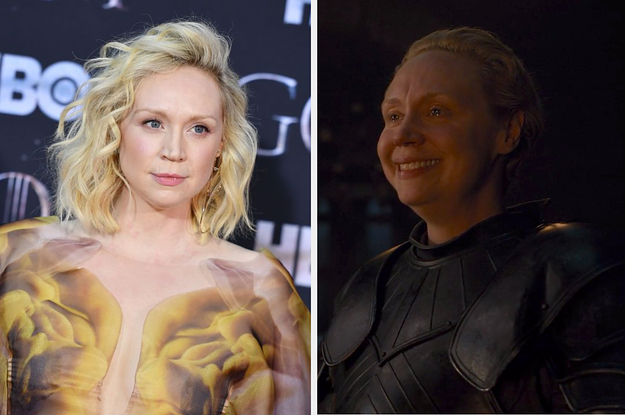 Gwendoline Christie Submitted HERSELF For Her Emmy, Got The Nomination, And Became My Forever Queen