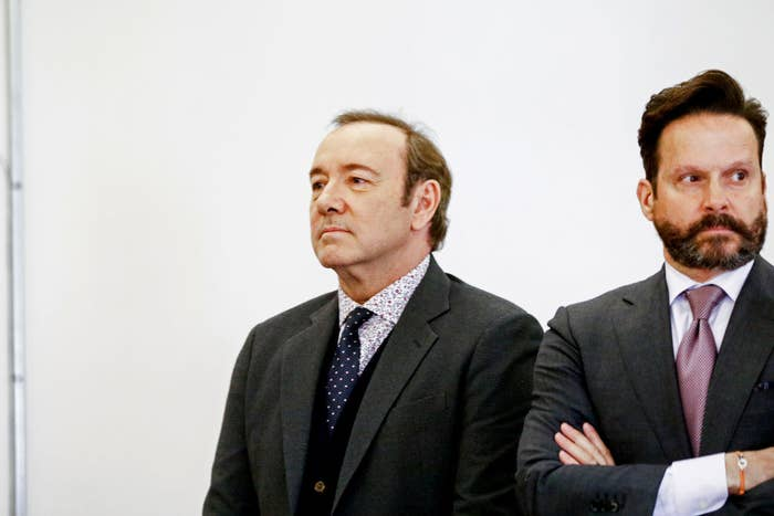 Prosecutors Have Dropped A Groping Case Against Kevin Spacey After His Accuser Declined To Testify