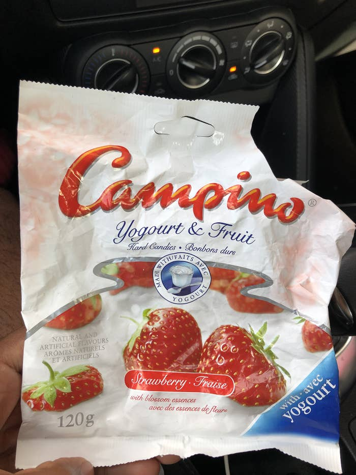 I Found Some Hard Candies That Taste Just Like Strawberry