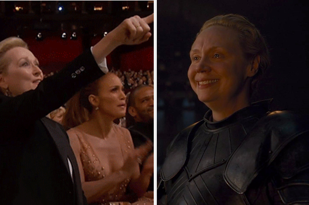 Gwendoline Christie Submitting Herself For Emmy Consideration — And Then Getting The Nom — Is A Mood