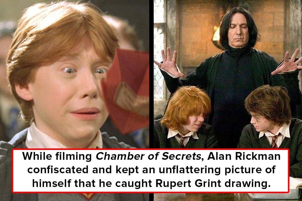 """Here's Something You Never Knew About Your Favourite """"Harry Potter"""" Movie"""