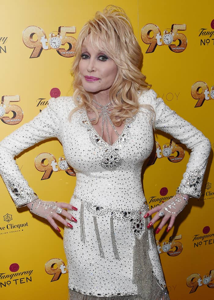 "Dolly Parton Might Be Remixing Lil Nas X's ""Old Town Road,"" And The Yeehaw Agenda Is Thriving"