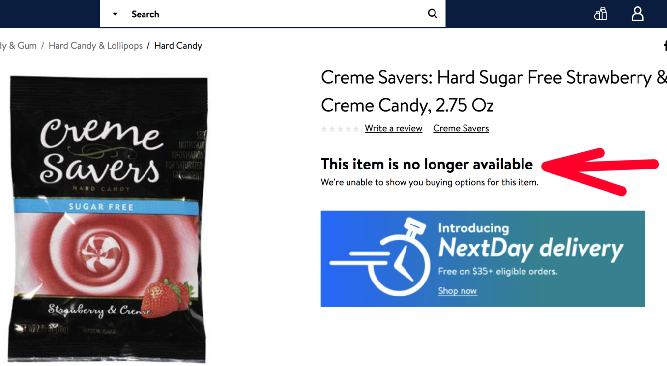 I Found Some Hard Candies That Taste Just Like Strawberry Creme Savers And Everyone Needs To Try Them