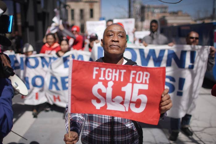 Progressives Won The Minimum Wage Fight — Now They Think They Can Do It Again With Health Care And The Green New Deal