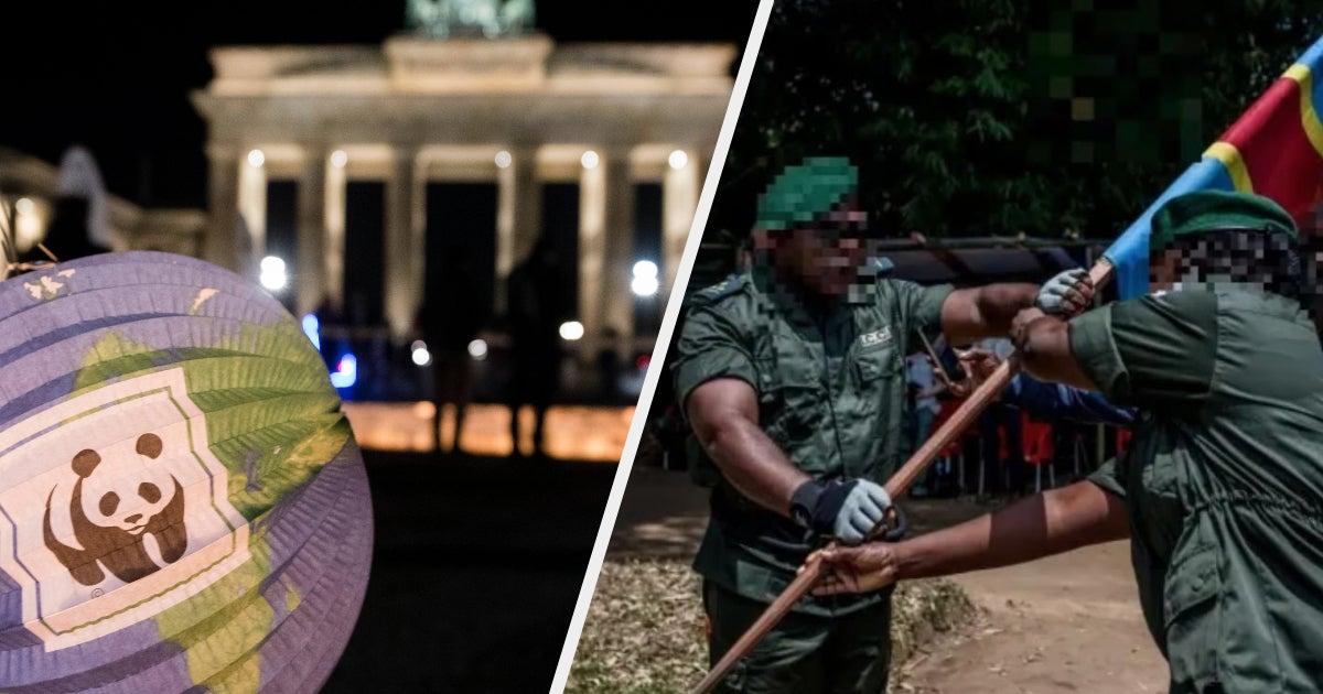 Der WWF untersucht einen Doppelmord in einem mit deutschen Steuermitteln finanzierten Naturschutzpark