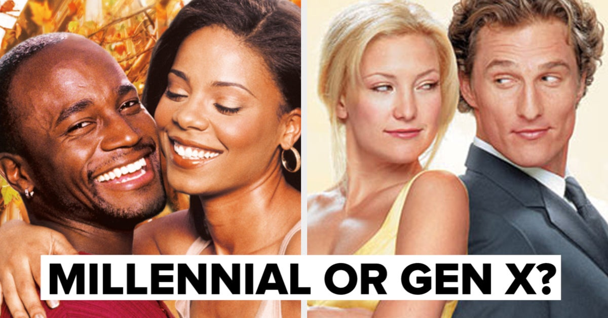 Pick Your Favorite Rom-Coms And We'll Reveal If You're A Millennial Or Gen X'er
