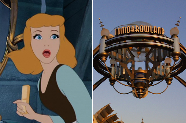 Which Magic Kingdom Ride Matches Your Personality?