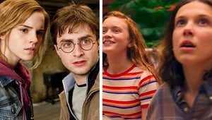 "Everyone Is A Combination Of A Kid From ""Stranger Things,"" And A Kid From ""Harry Potter,"" — Which Are You"