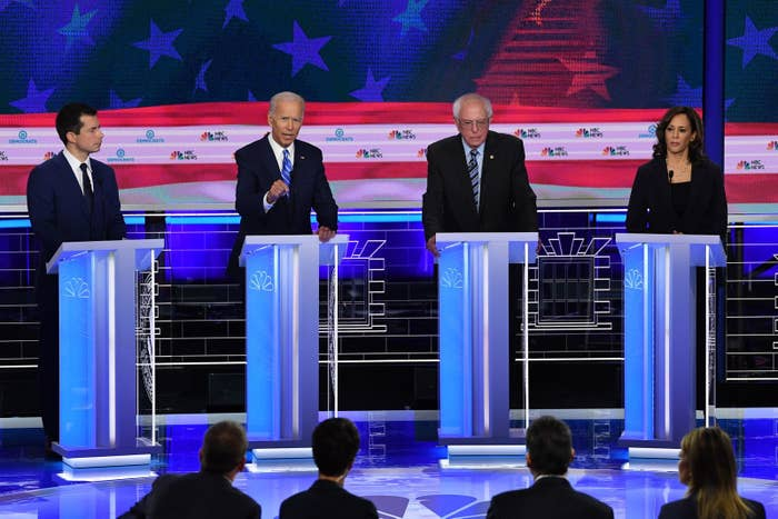 Here's Who Will Be Debating Each Night Of The Second 2020 Democratic Debate