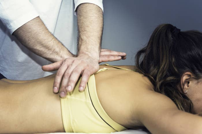 A Chiropractor Has Been Accused Of Sexually Assaulting A Patient During Treatment