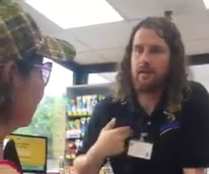 "A Gas Station Clerk Who Threatened Latina Customers That ""ICE Will Come"" Has Been Fired"