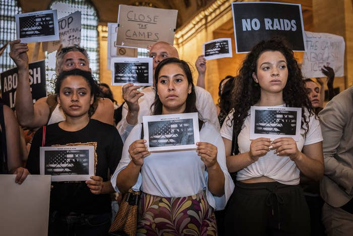 Undocumented Immigrants Are Canceling Their Abortion Appointments Out Of Fear Of ICE Raids