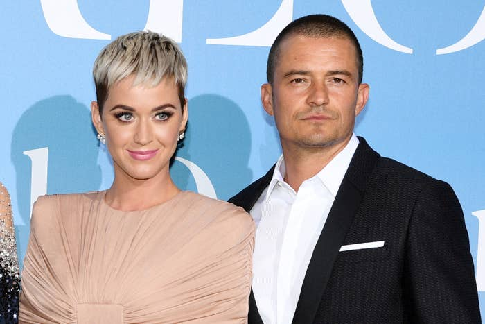 Katy Perry Explained Why Her Relationship With Orlando Bloom Is Different To Her First Marriage