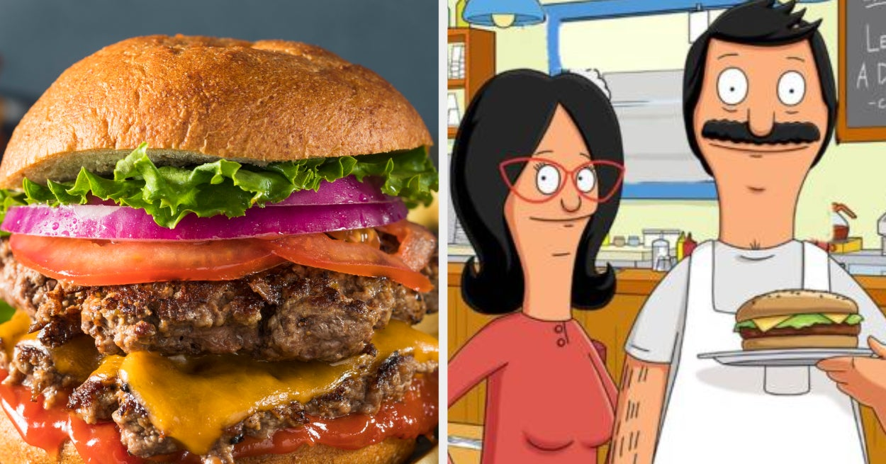 "Make A Burger And We'll Reveal Which ""Bob's Burgers"" Character You Truly Are"