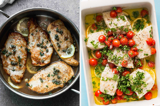 16 Summer Dinners Made With Five Ingredients Or Fewer
