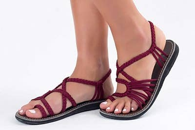Practical Sandals That Are (Shockingly) Not Hideous