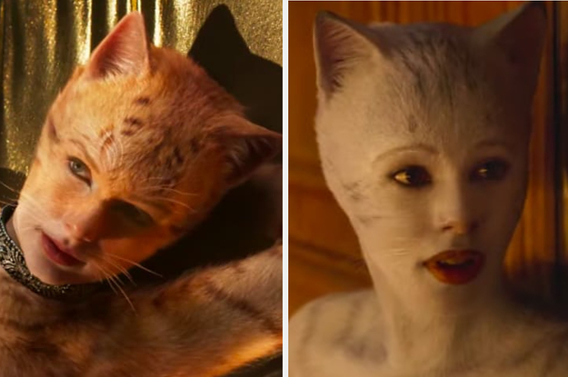 i do not understand the cats in the new cats trai 2 328 1563547634 0 dblbig - Un regalo di Natale bruttino e un po' inquietante: il film di Cats