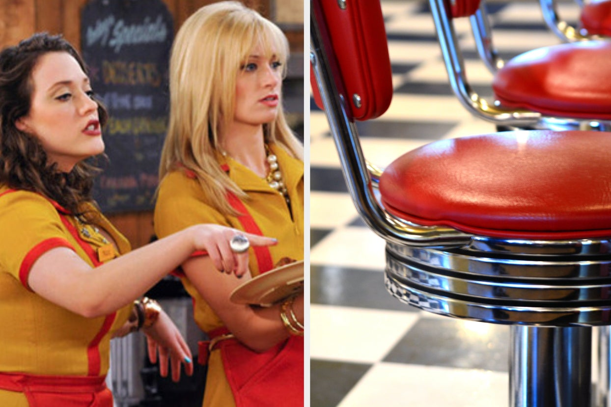 "Eat At A Diner And We'll Tell You If You're More Max Or Caroline From ""Two Broke Girls"""