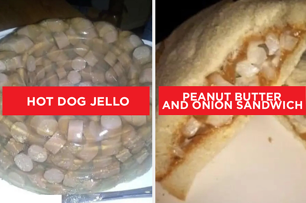 This Gross Food Would You Rather Game Can Guess You're A Millennial And Gen Z'er