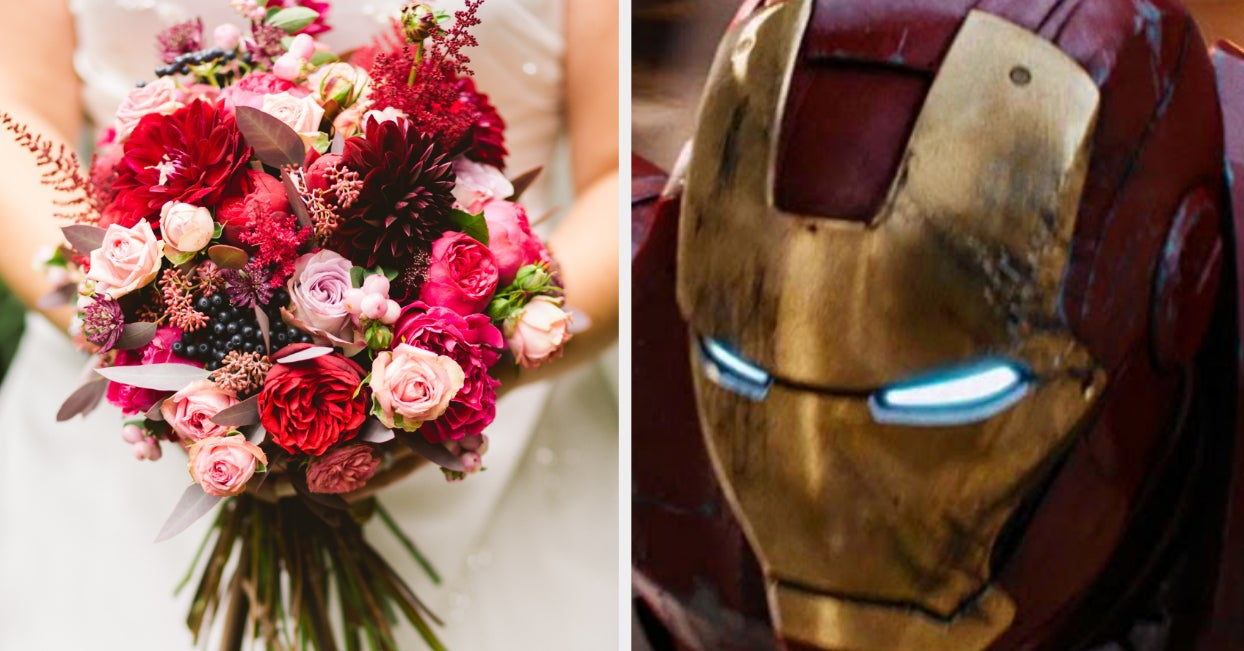 Create Your Dream Wedding And We'll Tell You What Movie You Should Have Starred In