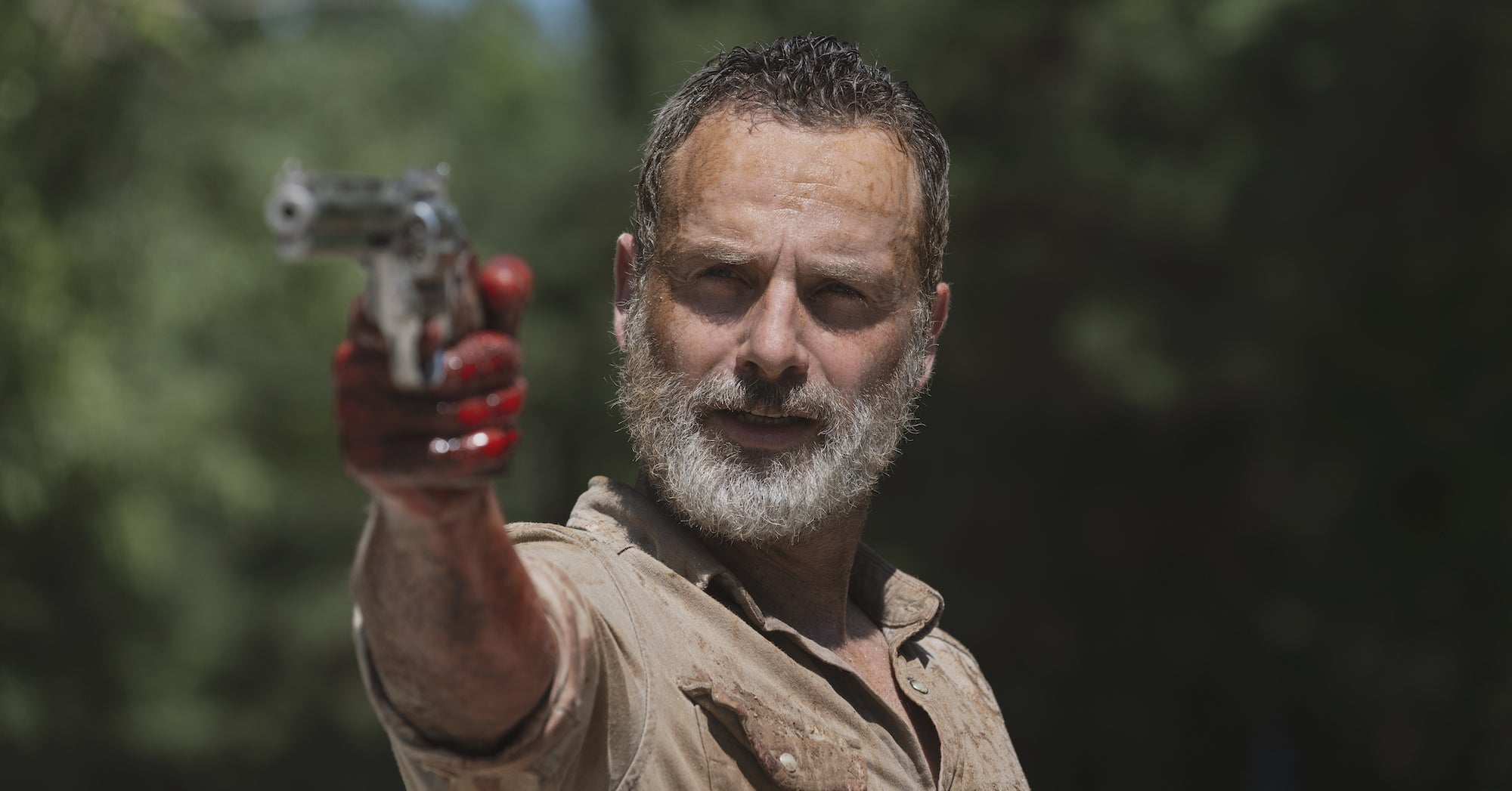 """Rick Grimes Will Return To """"The Walking Dead"""" In A Theatrical Movie"""