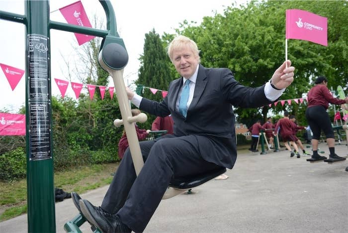 Boris Johnson Could Become The First PM To Lose His Seat. This Is How.