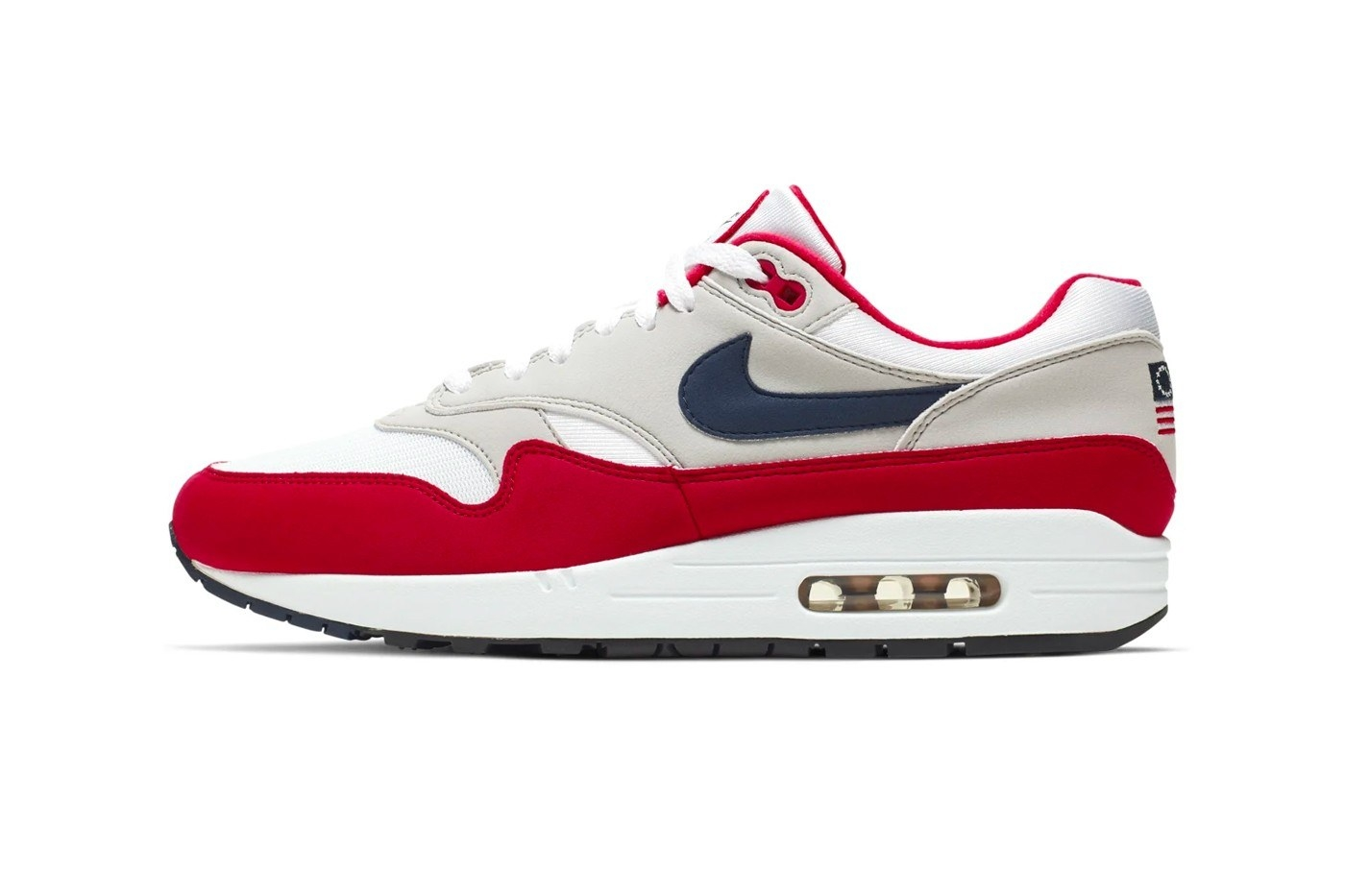 Air Max 1 Featuring The Betsy Ross Flag