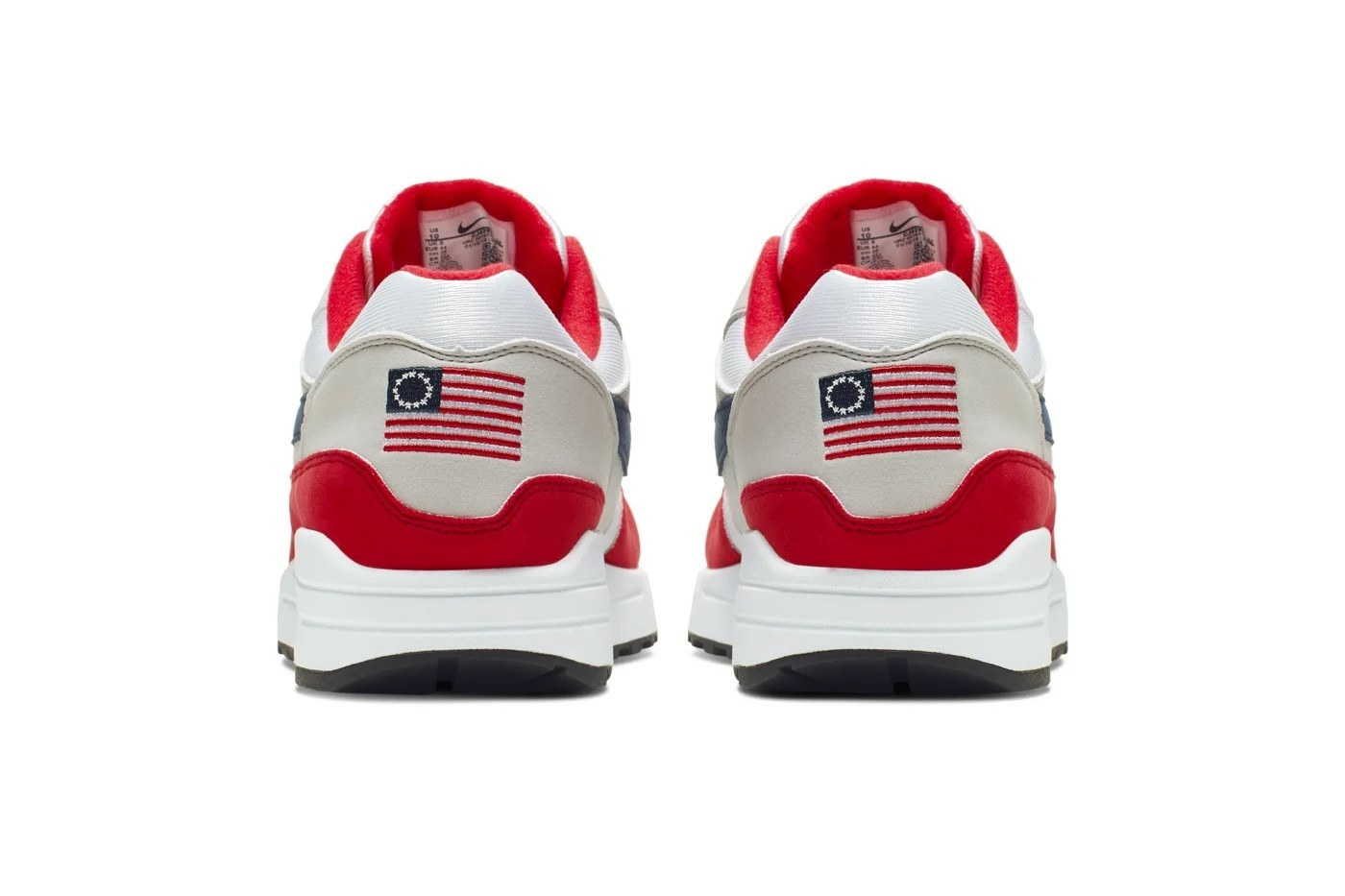 Nike Won't Launch Its Air Max 1 Featuring The Betsy Ross Flag