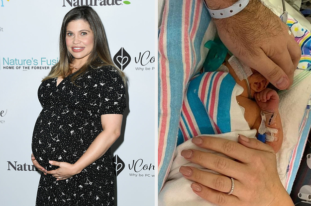 Danielle Fishel Shares An Emotional Update On Her Delivery Nightmare After Giving Birth