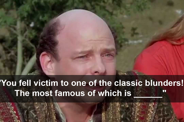 """Can You Finish Every """"Princess Bride"""" Quote In This Quiz?"""