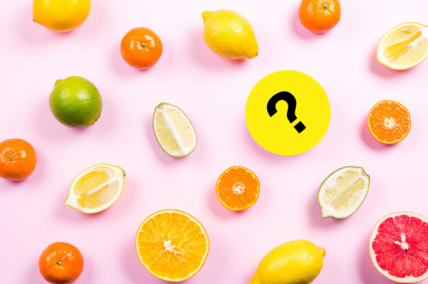 Quiz Which Fruit Are You
