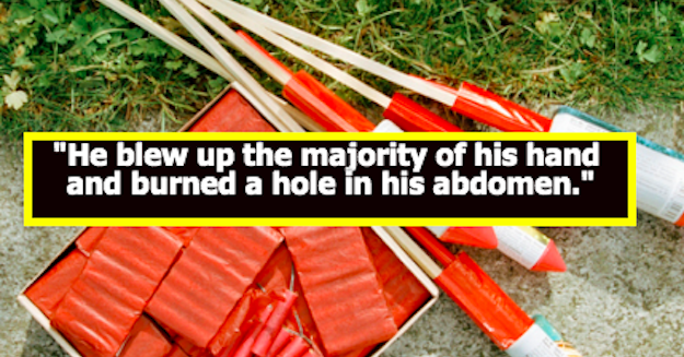 15 4th Of July Horror Stories That Will Make You Want To Stay Far Away From Fireworks