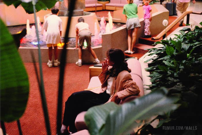 These Pictures Of American Malls In The 1980s Are Actually Incredible