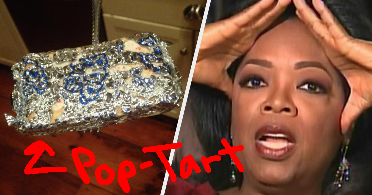 Please, For The Love Of God, Stop Cooking Your Pop-Tarts Like This