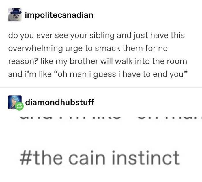 19 Times Tumblr Knew What Having Siblings Is REALLY Like