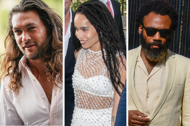 Zoe Kravitz Just Got Married In France And The Big Little