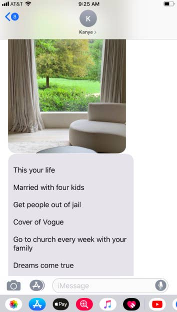 17 Times Celebs Publicly Shared Their Private Text Messages With Us