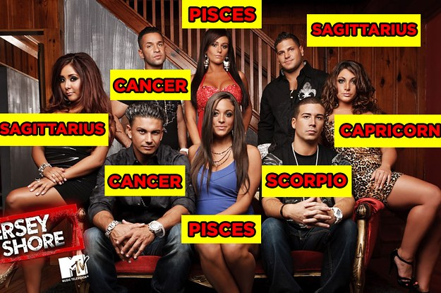 Reality TV Astrology: Zodiac Signs Of Your Favorite Reality