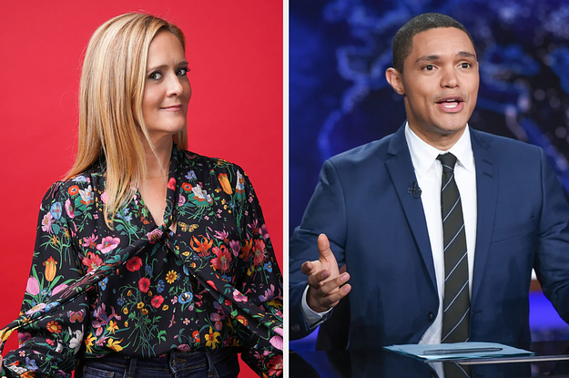 "Samantha Bee Opened Up About ""The Daily Show"" Hosting Gig Going To Trevor Noah"