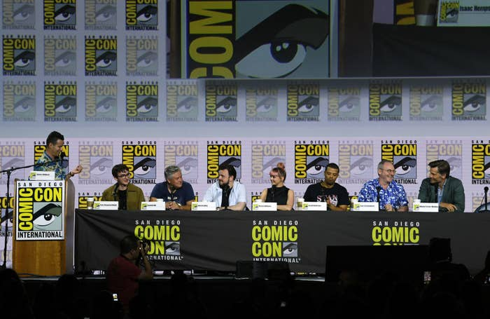 "19 ""Game Of Thrones"" Details We Just Learned From The Cast At Comic-Con"