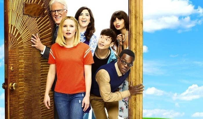 """The Good Place"" Just Dropped Its Season 3 Bloopers And They're So Forkin' Hilarious"