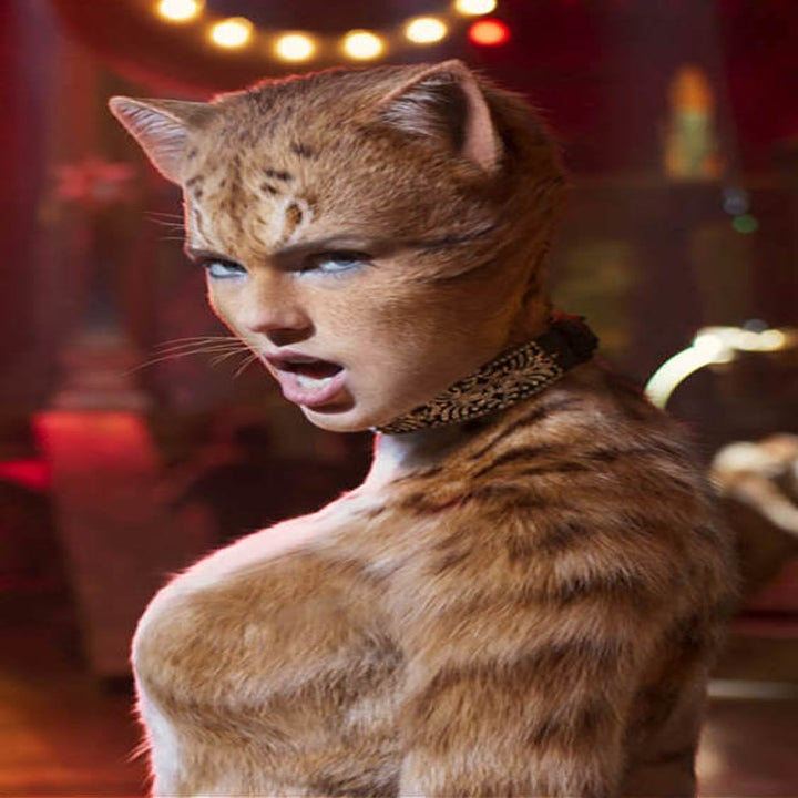 The Cats Actors Side By Side With Their Characters