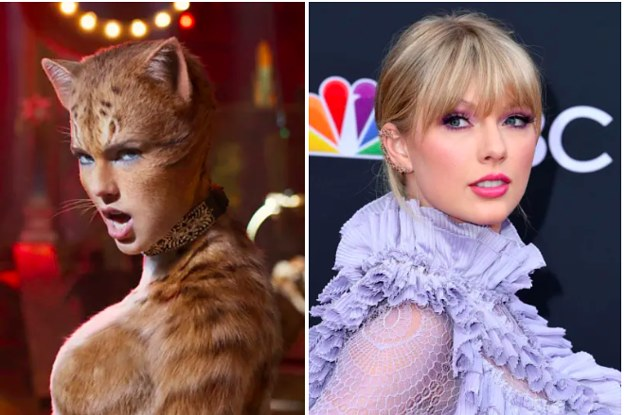 "Here's The Cast Of ""Cats"" Next To Their Cat Counterparts"
